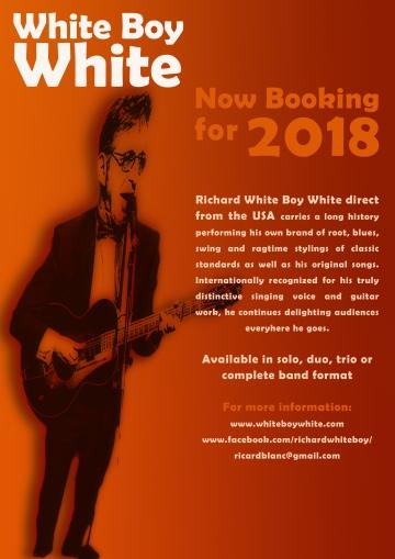 booking 2018 white boy 2018