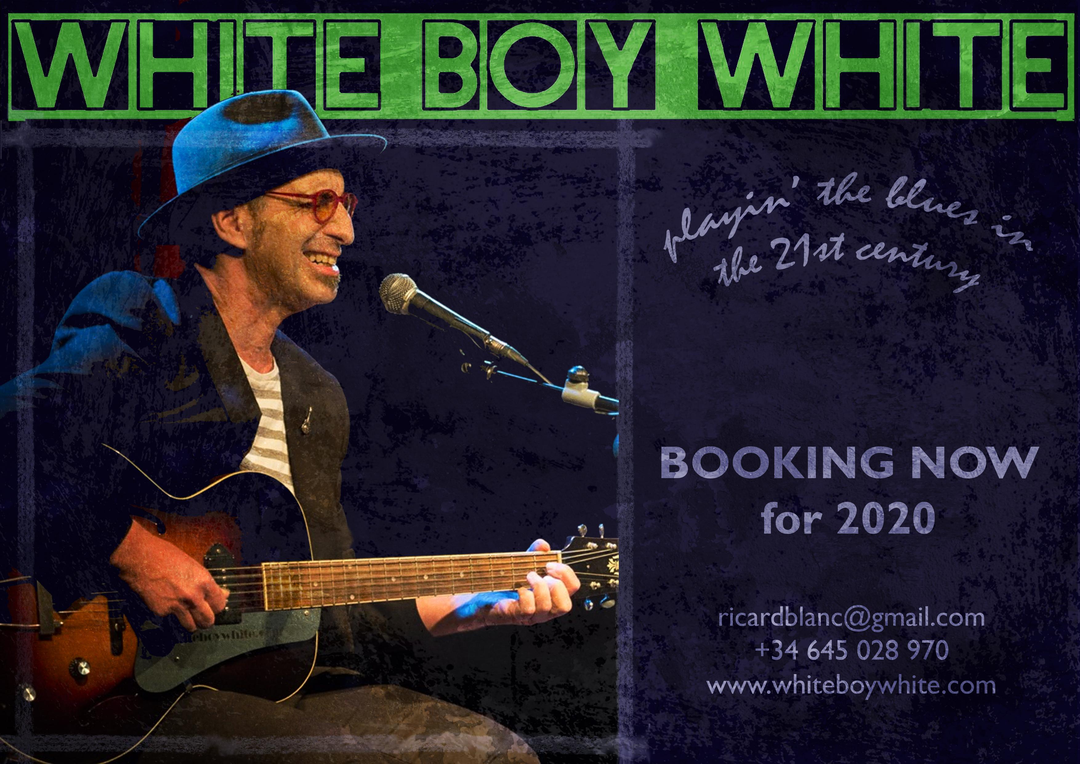 white boy 2020 festival